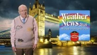 Weathering stormns: Michael Fish is part of Fuller's #whenitrainsitpours campaign