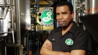 Brewing success: Garrett Oliver has been at Brooklyn Brewery since 1994