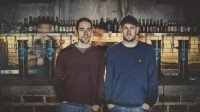 Partnership: Martin Dickie (left) and James Watt created BrewDog 10 years ago