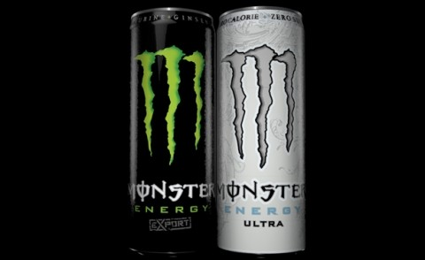 Monster launches zero calorie energy drink for Cocktail 0 calorie