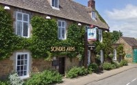 Taking action: Sondes Arms owner rectified the issues straight away (image: Google Maps)