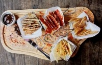 Crackling offer: UK's first crackling menu on offer in London