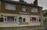 The White Hart Inn: one of the pubs lost prior to the liquidation (image: Google Maps)