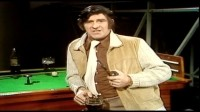 Cricket legend: the late Fred Trueman presented The Indoor League