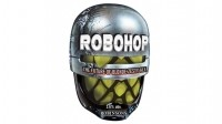 Zesty: Robinsons has designed the pump clip to resemble Robocop