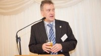 Positive: CAMRA national chair Colin Valentine