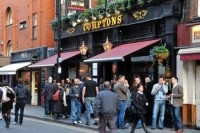 Venues acquired: one of the three sites is Comptons, Soho, London