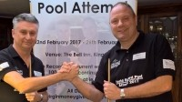 Exhausting and emotional:non-stop pool match for four days breaks world record