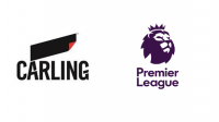 Partnership: Carling's deal with the Premier League runs to the end of the 2018-19 season