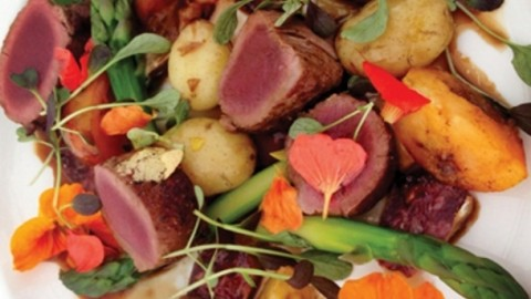 Top 50 gastro recipes the longs arms muntjac for Best bar food recipes