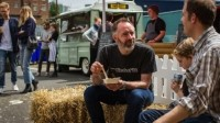 Food festival: the two Leeds companies have collaborated to celebrate beer and food