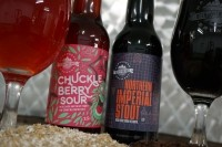 Hawkshead: Chuckleberry Sour and Northern Imperial Stout