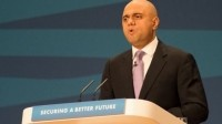 Support: Sajid Javid has vowed to help businesses facing steep business rates increases
