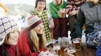Tech-savvy: 40% of those aged 16 to 24 use their phone at the pub to send a message or make calls