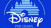 Success: tickets for the Disney pub crawl have sold out