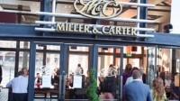 Premium brand: Miller & Carter steakhouses have been key to a rise in food and drink sales