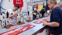 Sweet success: Welsh brewery Tiny Rebel won Champion Beer of Britain at the GBBF in 2015