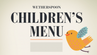 Fruit and water helps to contribute to a good children's food offering, says Wetherspoons' food developer